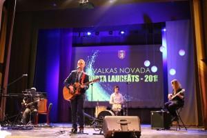 Valkas novada sporta laureāts 2015